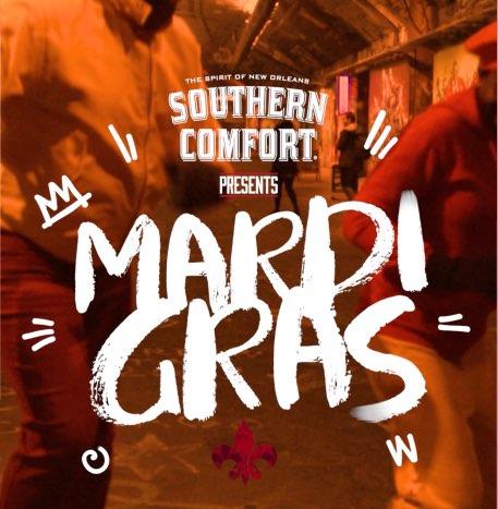 Souther Comfort - Mardi Gras