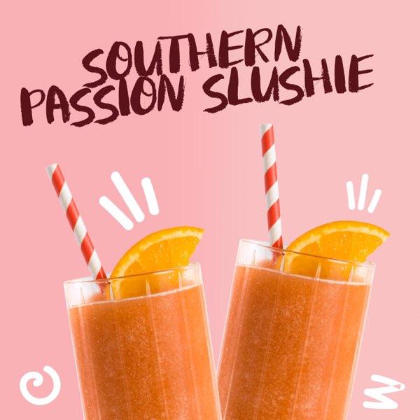 Southern Passion Slushie